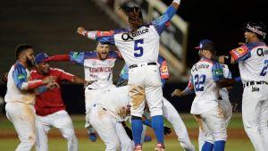 República Dominicana elimina a Puerto Rico en Serie del Caribe