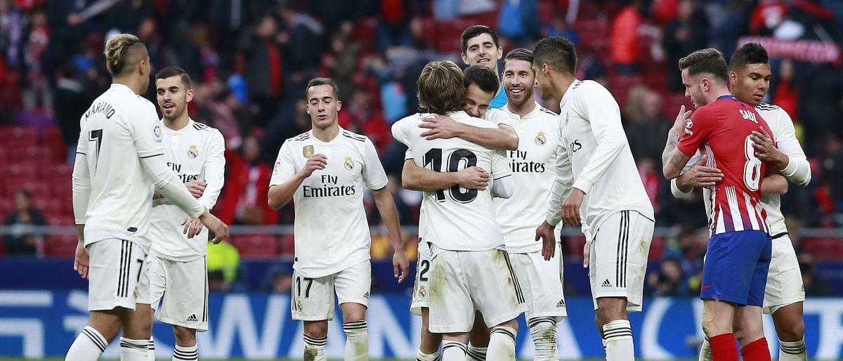Real Madrid repunta justo a tiempo para su torneo mimado