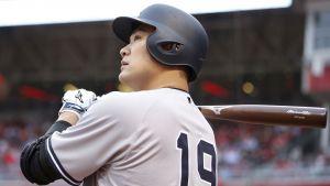Masahiro Tanaka quiere seguir bateando y corriendo las bases en los parques de la Liga Nacional