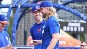 Los Mets entrenan con nuevo optimismo tras las adquisiciones del invierno
