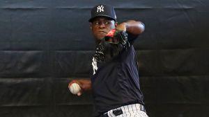 Luis Severino firma por cuatro años con los Yankees