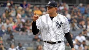 Yankees y Dellin Betances ya platican sobre una posible extensión