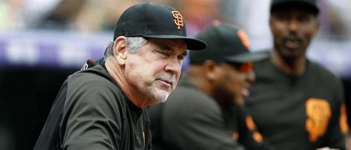 Bruce Bochy, manager de los Gigantes, se retirará al terminar la temporada