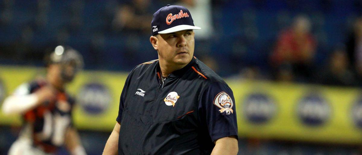Águilas anuncian al venezolano Omar López como manager