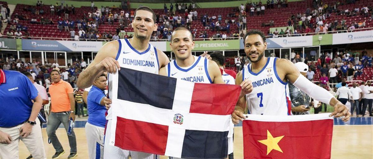 Dominicana cedió ante Brasil, pero igual está en China