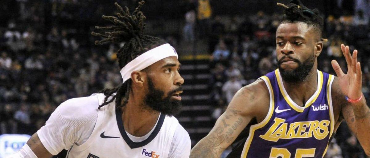 Grizzlies vencen a Lakers y agravan sus esperanzas de playoffs