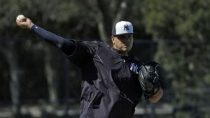 Betances empezará la temporada inhabilitado