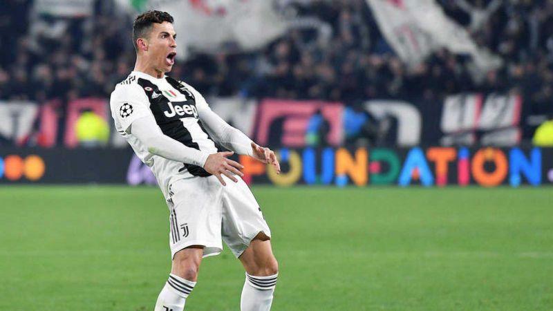 Cristiano Ronaldo multado 22.000 euros por gesto obsceno