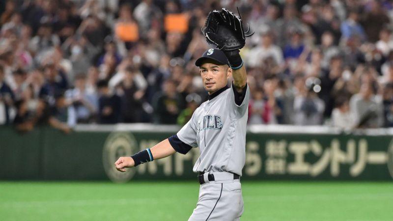 Sayonara: Ichiro se retira en su natal Japón
