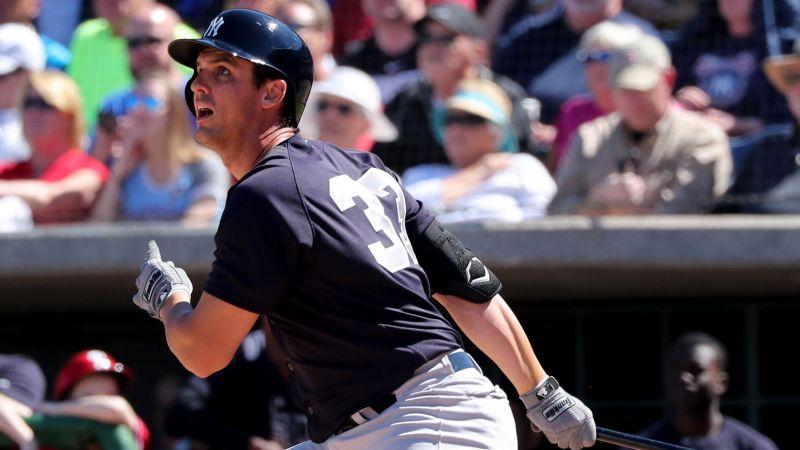 Greg Bird, de Yankees, tendrá rayos X en el codo