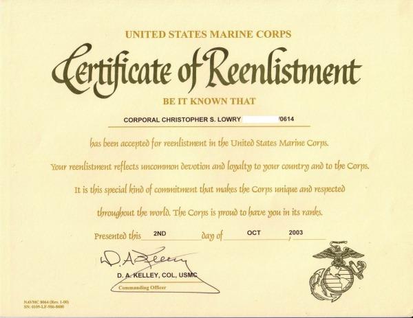 Usmc Combat Engineer Resume