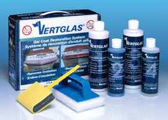 Vertglas Gel Coat Restoration System Kit