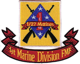 1st Bn, 27th Marine Regiment (1/27), 27th Marine Regiment