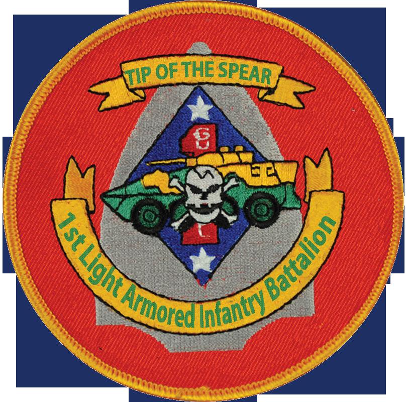 1st LAI Bn, 1st Marine Division