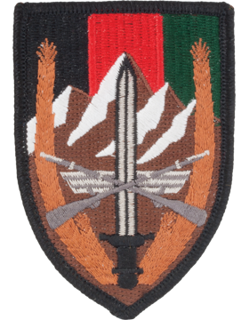 US Forces Afghanistan, US Central Command (CENTCOM)