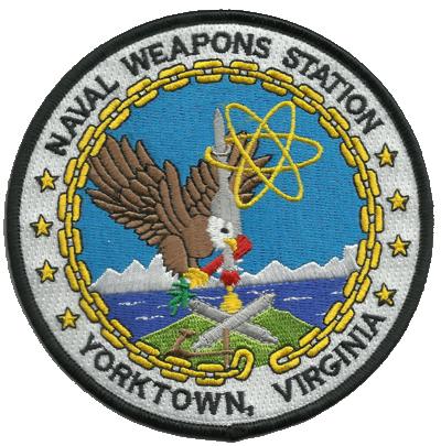 Marine Barracks Naval Weapons Station Yorktown