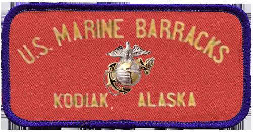 Marine Barracks Kodiak, AK