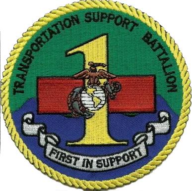 1st Transportation Support Bn, 1st MLG (formerly 1st FSSG)