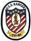 MARDET USS Ranger (CVA-61)