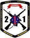 1st Marine Regiment/2nd Bn, 1st Marine Regiment  (2/1)