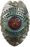 Camp Johnson Guard Force