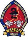 2nd LAR Bn, 2nd Marine Division