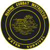 Marine Combat Water Survival Instructor Course