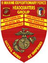 II MEF HQ Group (II MHG)