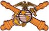 Marine Artillery Detachment. Ft Sill, OK
