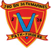 3rd Bn, 26th Marine Regiment (3/26)