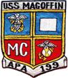 USS Magoffin APA-199
