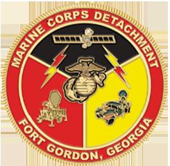 Marine Corps Detachment, Fort Gordon Ga.
