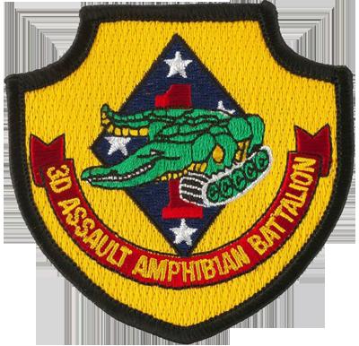 3rd Amphibious Assault Bn. (AAV)
