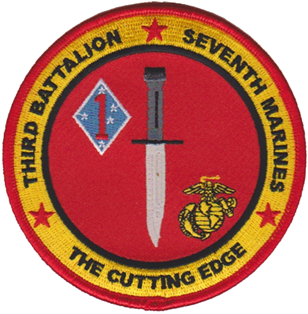 3rd Bn, 7th Marine Regiment (3/7)
