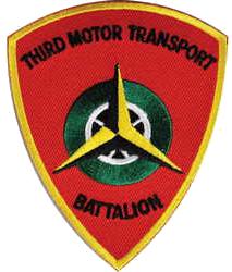 3rd Motor Transport Bn