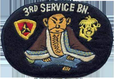 3rd Service Bn