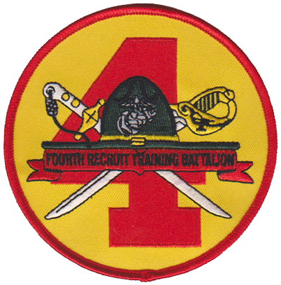 4th Recruit Training Bn (Cadre), RTR (Cadre) MCRD Parris Island