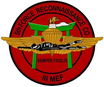 5th Force Recon Co, FMFPAC
