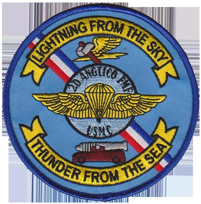2nd Air Naval Gunfire Liaison Company (ANGLICO)
