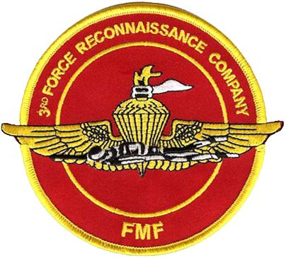 3rd Force Reconnaissance Co