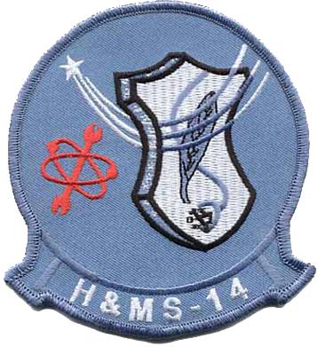 H&MS-14, 2nd MAW
