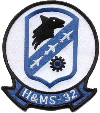 H&MS-32, 2nd MAW