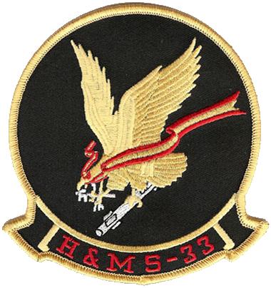 H&MS-33, MAG-33