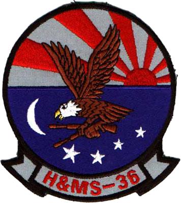 H&MS-36, MAG-36