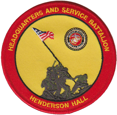 H&S Bn Henderson Hall (HQMC)
