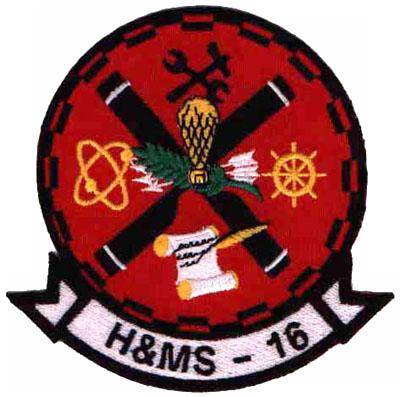 H&MS-16, MAG-16