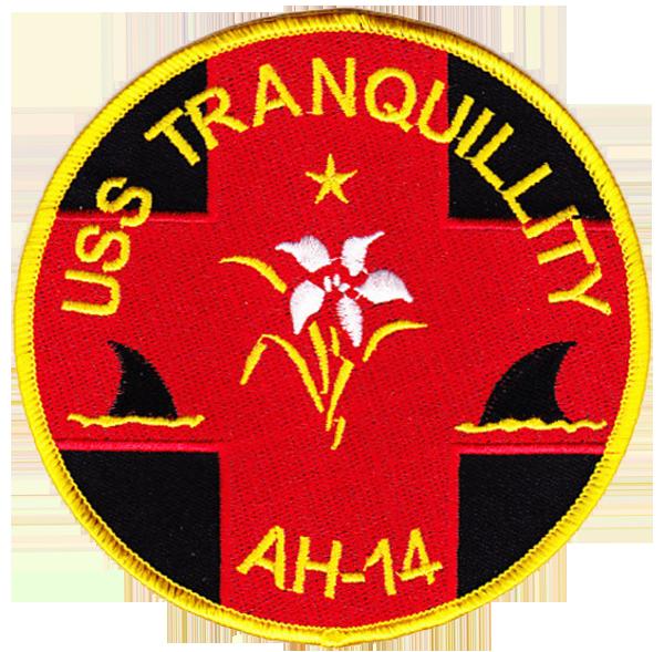 USS TRANQUILLITY (AH-14)