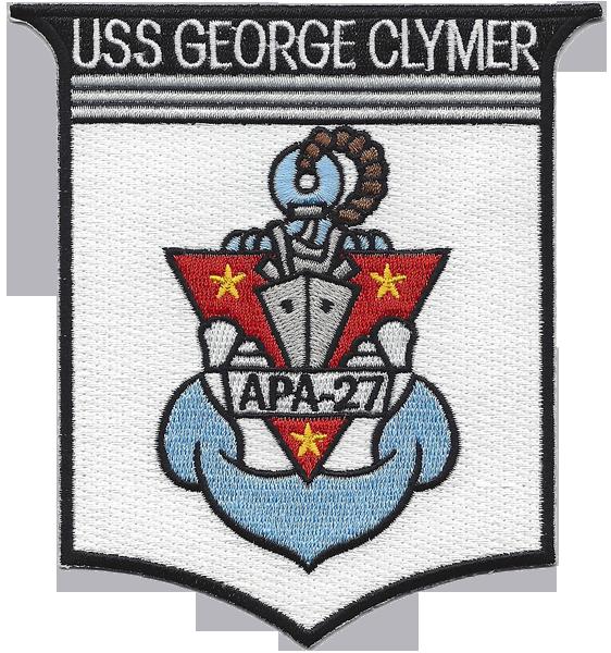 USS George Clymer (APA-27)