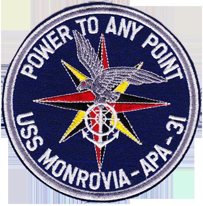 USS Monrovia (APA-31)