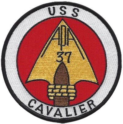 USS Cavalier APA-37